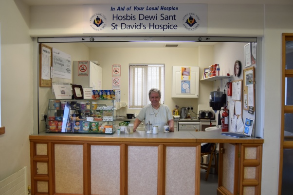 TEA BAR SERVES UP NEW OPPORTUNITIES FOR VOLUNTEERING