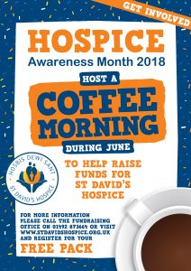 Hospice Awareness Month 2018 @ Anywhere!
