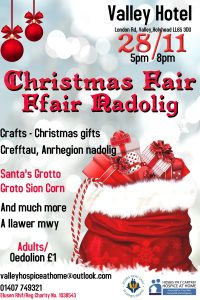 Anglesey Christmas Fair @ Valley Hotel | Valley | Wales | United Kingdom