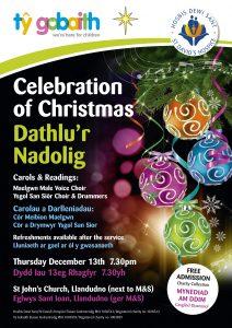 Celebration of Christmas 2018 @ St John's Church, Llandudno | Wales | United Kingdom