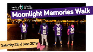 Moonlight Memories Walk 2019 @ Ysgol John Bright School | Wales | United Kingdom
