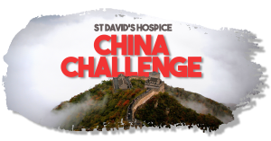 China Challenge 2020 @ St David's Hospice | Wales | United Kingdom