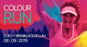 Colour Run 2019 - Coed y Brenin @ Coed y Brenin | Ganllwyd | Wales | United Kingdom