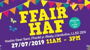 Ffair Haf Llandudno @ St David's Hospice | Wales | United Kingdom