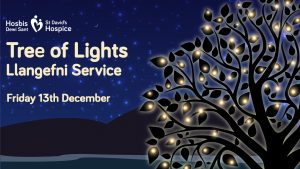 Tree of Lights 2019 - Llangefni Service @ St. Cyngar's Church | Wales | United Kingdom