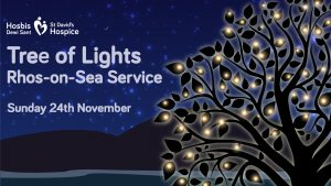 Tree of Lights 2019 - Rhos on Sea Service @ The Cayley Promenade | Rhos on Sea | Wales | United Kingdom