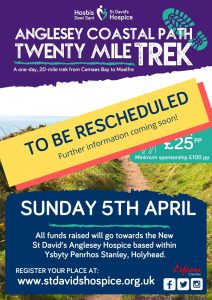 20-Mile Anglesey Coastal Trek 2020 @ Cemaes Bay | Wales | United Kingdom