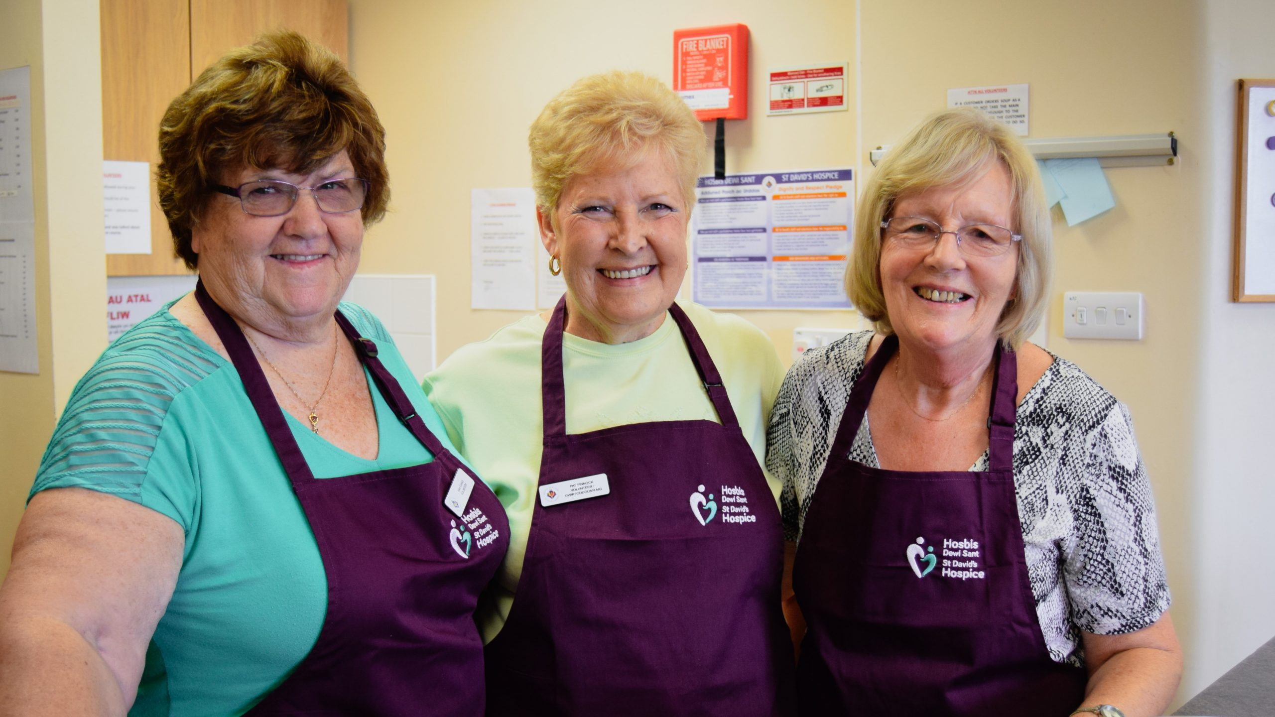 Local hospice is looking for local people to join its volunteer team