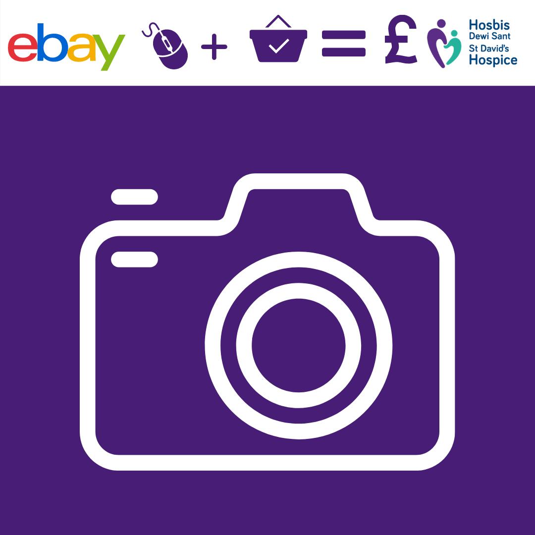 Volunteer ebay Photographer