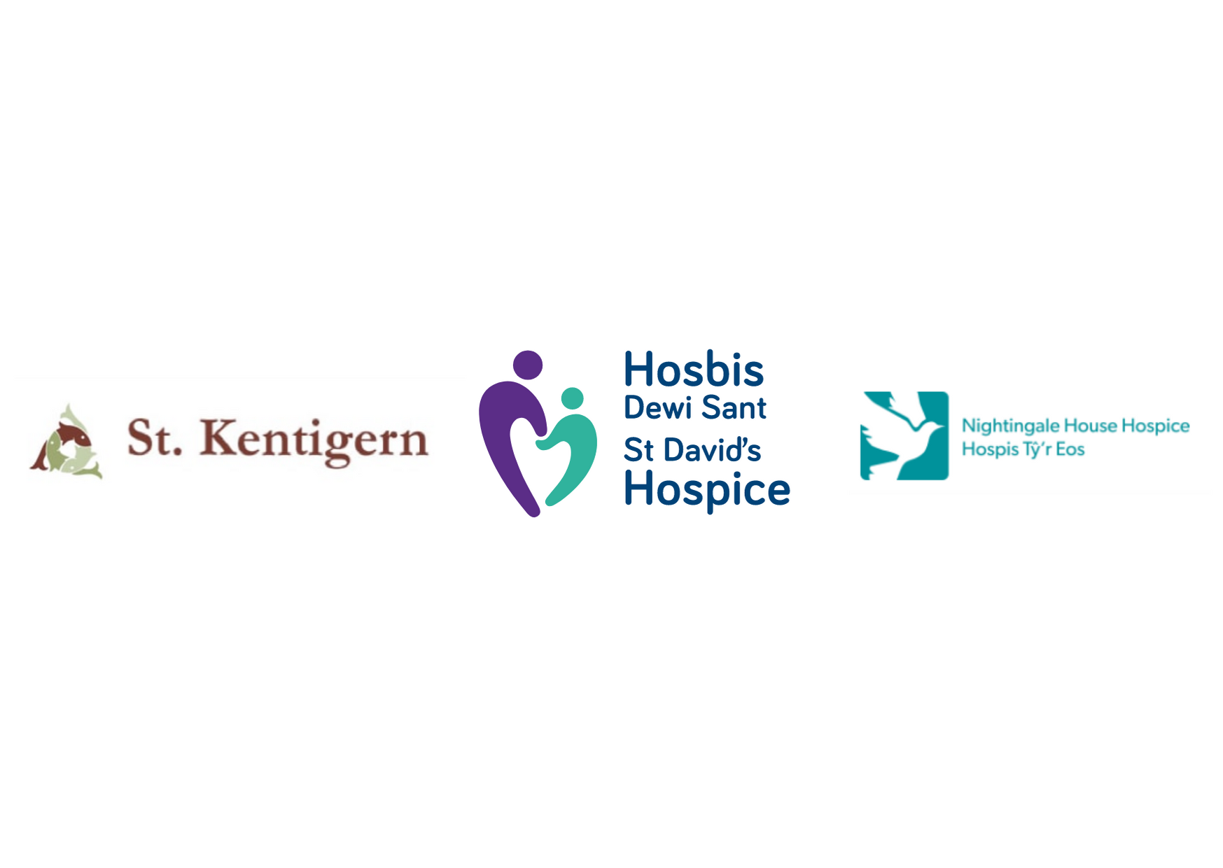 HOSPICES in North Wales continue to receive less than half of the funding awarded to counterparts in the south of the country.