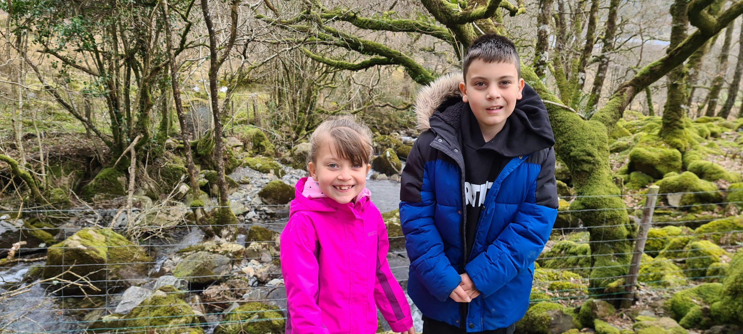 Lake to lake sponsored walk to celebrate Alfie's tenth birthday