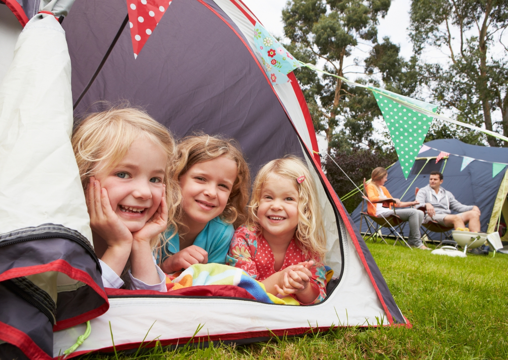 – Pitch your tent and take part in the Great Indoor/Outdoor Spring camp for your local hospice.