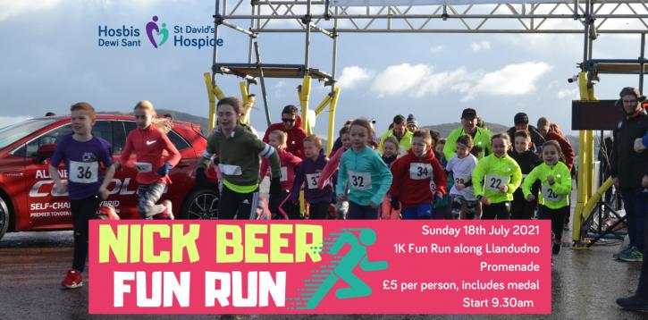 Nick Beer 1km Fun Run Returns!
