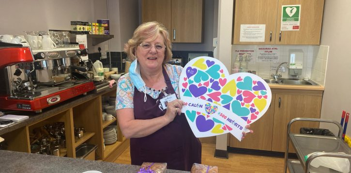 Support your local Hospice – Become a Hospice #500Heart!