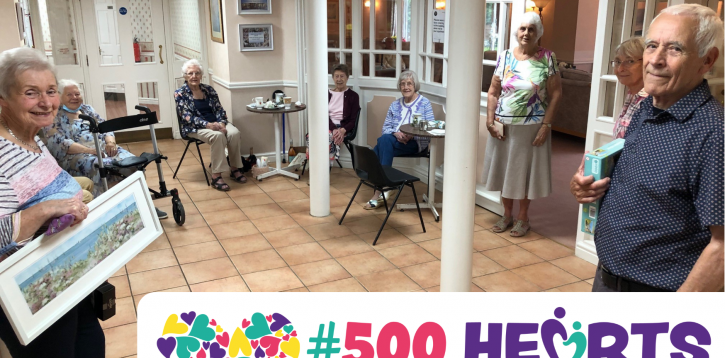 A caring cuppa raises thousands for local hospice care